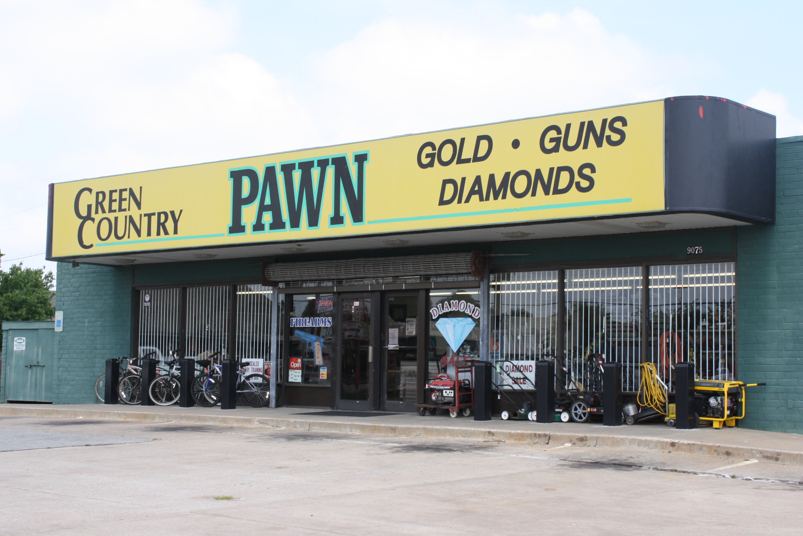 Green Counrty Arms & Pawn