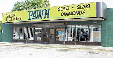 Green Country Arms & Pawn, Inc.