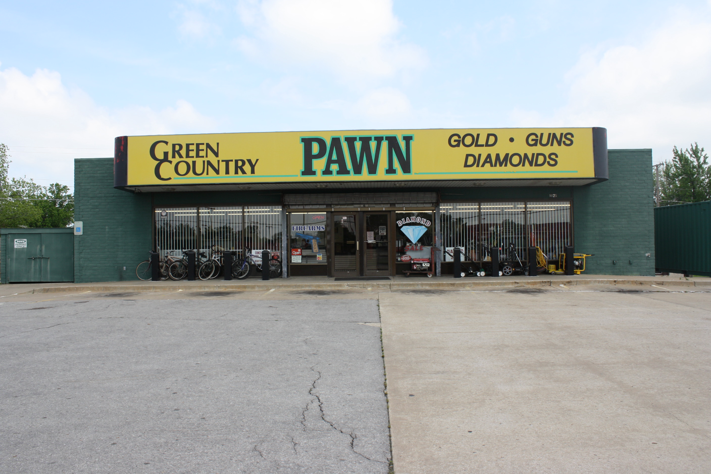 Green Country Arms & Pawn