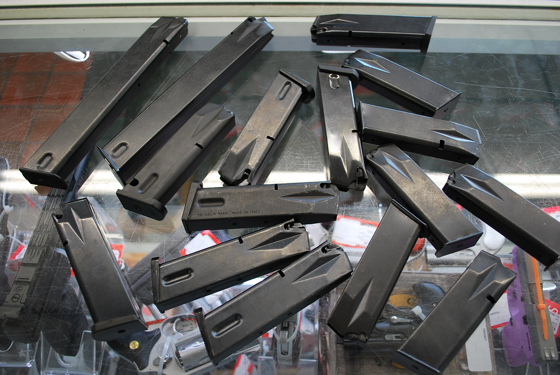 WE HAVE BERETTA MAGS!